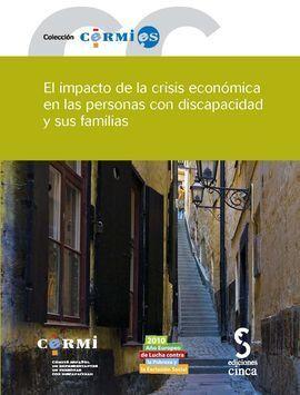 EL IMPACTO DE LA CRISIS ECONÓMICA EN LAS PERSONAS CON DISCAPACIDAD Y SUS FAMILIA