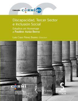 DISCAPACIDAD TERCER SECTOR E INCLUSION SOCIAL