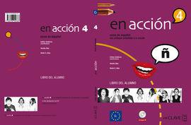 EN ACCION 4 ALUM+CD
