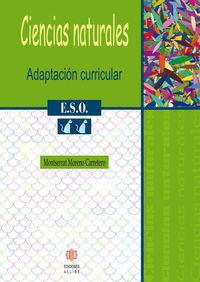 CIENCIAS NATURALES 2º ESO ADAPTACION CURRICULAR
