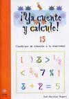 YA CUENTO Y CALCULO! Nº15