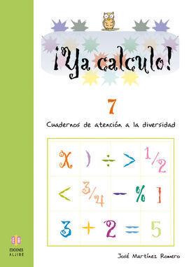 ¡YA CALCULO! 7