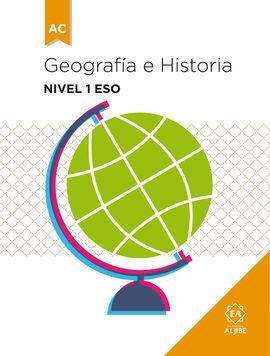 GEOGRAFIA E HISTORIA 1º ESO ADAPTACION CURRICULAR