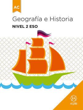 GEOGRAFIA E HISTORIA NIVEL 2 ESO