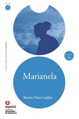 MARIANELA + CD LEER EN ESPAÑOL NIVEL 3