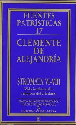 STROMATA VI-VIII