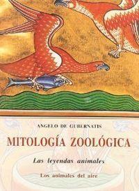 MITOLOGIA ZOOLOGICA ANIMALES DEL AIRE