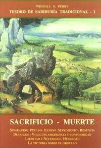 SACRIFICO MUERTE