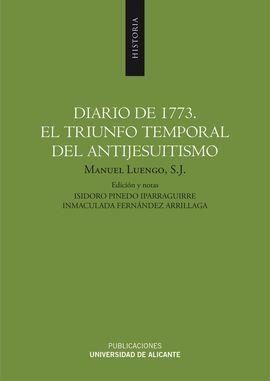 DIARIO DE 1773