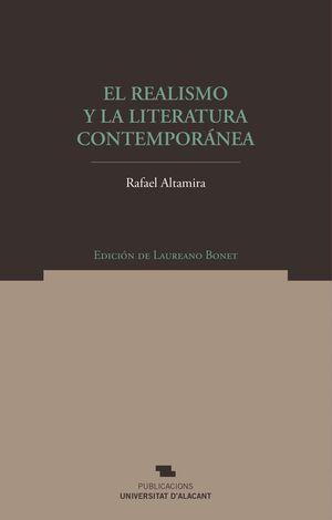EL REALISMO Y LA LITERATURA CONTEMPORÁNEA