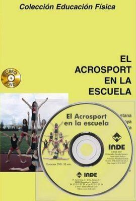 ACROSPORT EN LA ESCUELA, EL (LIBRO+DVD)