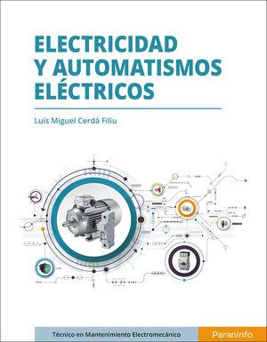 ELECTRICIDAD Y AUTOMATISMOS ELCTRICOS