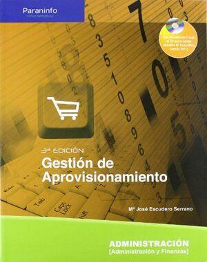 GESTIÓN DE APROVISIONAMIENTO