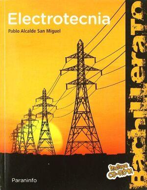 ELECTROTECNIA BACHILLERATO(CON CD-ROM)