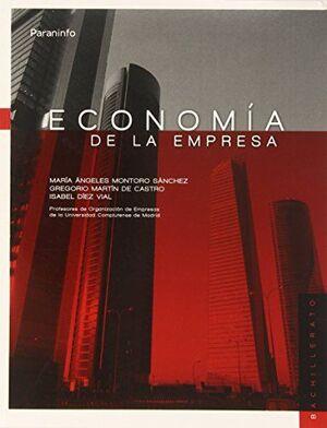 ECONOMIA DE LA EMPRESA (BACHILLERATO)