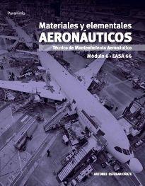 MODULO 6. MATERIALES Y ELEMENTALES AERONAUTICOS