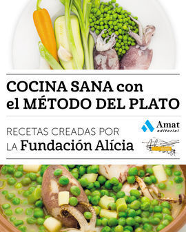 COCINA SANA CON EL METODO DEL PLATO