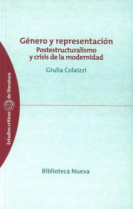 GÉNERO Y REPRESENTACIÓN