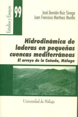 HIDRODINÁMICA DE LADERAS EN PEQUEÑAS CUENCAS MEDITERRÁNEAS