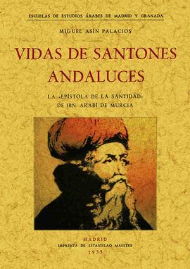 VIDAS DE SANTONES ANDALUCES (FACSÍMIL)