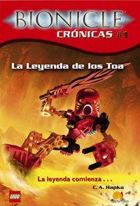 LA LEYENDA DE LOS TOA