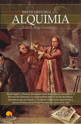 BREVE HISTORIA DE ALQUIMIA