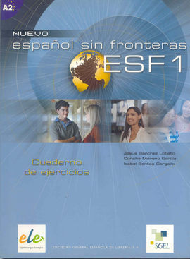 NUEVO ESPAÑOL SIN FRONTERAS ESF 1
