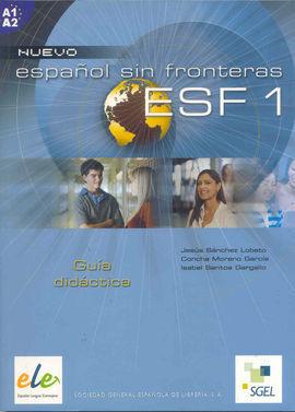 NUEVO ESPAÑOL SIN FRONTERAS 1 EJERCICIOS