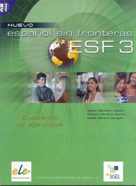 NUEVO ESPAÑOL SIN FRONTERAS ESF 3