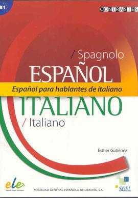ESPAÑOL PARA HABLANTES DE ITALIANO (B1)