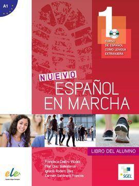 NUEVO ESPAÑOL EN MARCHA 1 ALUMNO+CD
