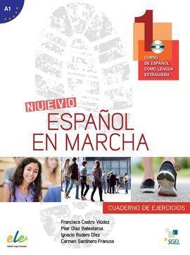 NUEVO ESPAÑOL EN MARCHA 1 EJERCICIOS + CD