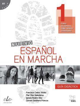 NUEVO ESPAÑOL EN MARCHA 1 PROF