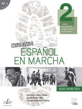 NUEVO ESPAÑOL EN MARCHA 2 PROFESOR