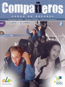 COMPAÑEROS 2 A2. LIBRO DEL ALUMNO