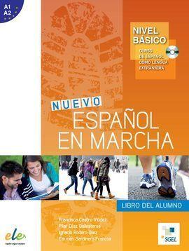 NUEVO ESPAÑOL EN MARCHA BASICO  ALUM+CD