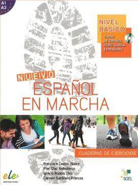 NUEVO ESPAÑOL EN MARCHA BASICO EJERCI+CD