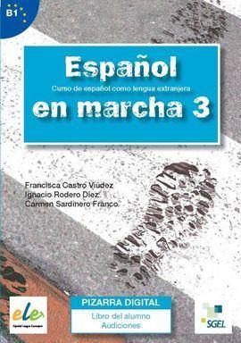 ESPAÑOL EN MARCHA 3 PIZARRA DIGITAL