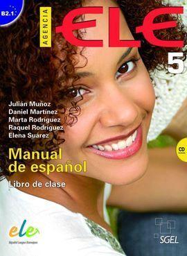 AGENCIA ELE 5 ALUM+CD