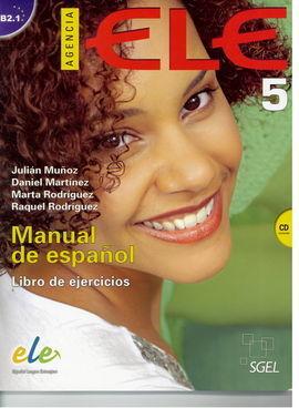AGENCIA ELE 5 LIBRO DE EJERCICIOS+ CD