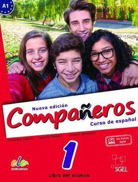 COMPAÑEROS 1 ALUMNO @ NUEVA EDICIÓN