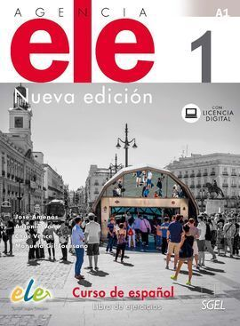 AGENCIA ELE 1 LIBRO DE EJERCICIOS
