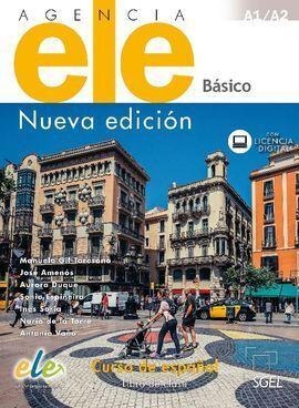 AGENCIA ELE BÁSICO LIBRO DE CLASE. NUEVA EDICIÓN
