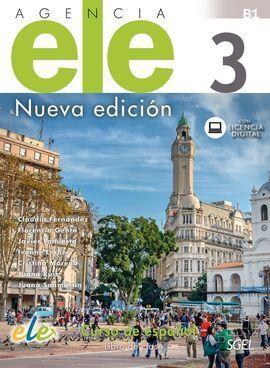 AGENCIA ELE 3 LIBRO DE CLASE