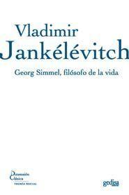 GEORG SIMMEL. FILÓSOFO DE LA VIDA