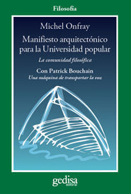 MANIFIESTO ARQUITECTÓNICO PARA LA UNIVERSIDAD POPU