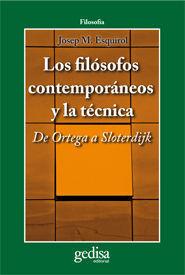 FILOSOFOS CONTEMPORANEOS Y LA TECNICA,LOS