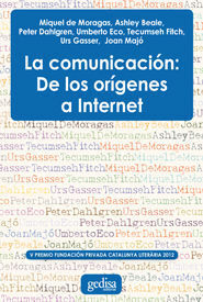 COMUNICACION DE LOS ORIGENES A INTERNET,LA