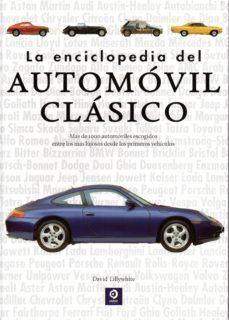 LA ENCICLOPEDIA DEL AUTOMOVIL CLÁSICO