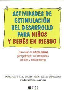 ACTIVIDADES DE ESTIMULACION DEL DESARROLLO PARA NIÑOS